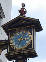 St James Clock